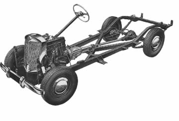 Renown 2 Litre Chassis